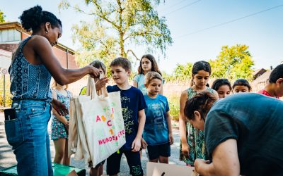 1.000 Bildungspäckchen für Essener Grundschüler